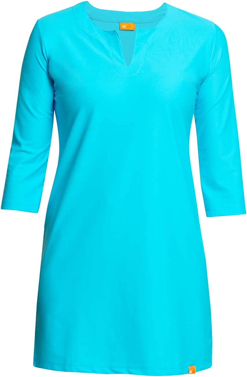 iQ-UV Damen Strandkleid Tunika