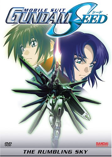 (Mobile Suit Gundam SEED: The Rumbling Sky (Movie 3))