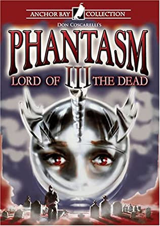Amazon com: Phantasm III: Lord of the Dead: Reggie Bannister