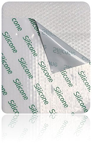 - MedVance TM Silicone - Silicone Adhesive Foam Absorbent Dressing, 4