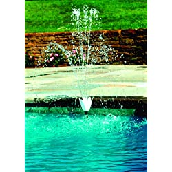 Swimline Wall Flower Pool Fountain Set