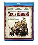 Cover Image for 'Train Robbers'