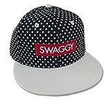Justin Bieber 'Swaggy' Flat Brim Snap-back Baseball Hat