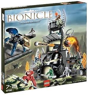 Lego 8894 Bionicle 8894 Piraka Festung Amazonde Spielzeug