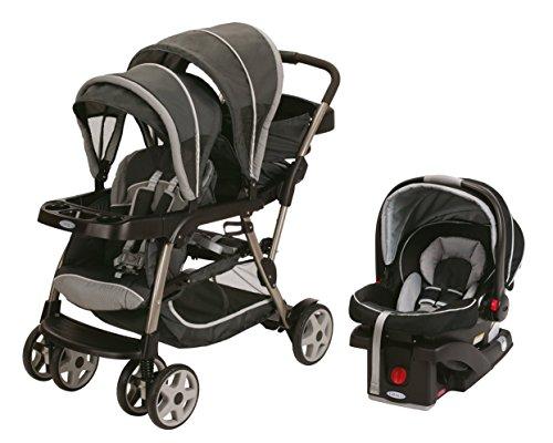 Graco Dual Baby Stroller - 9
