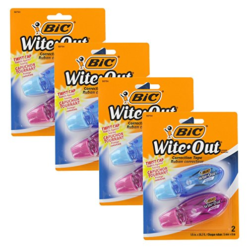 bic-wite-out-mini-twist-correction-tape-white-2-pack-bundle-of-4