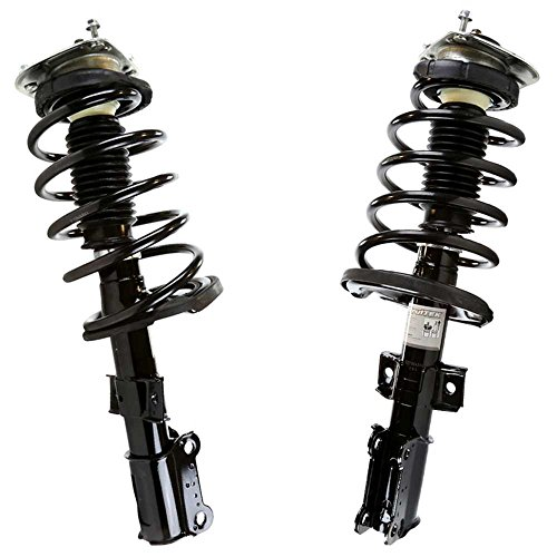 Prime Choice Auto Parts CST1004048PR Pair of Front Complete Strut Assemblies