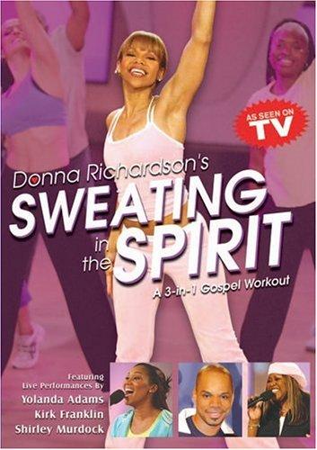 Donna Richardsons Sweating Spirit Richarson product image