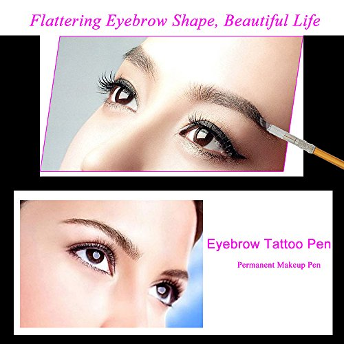 Docooler manual microblading tattoo permanent makeup for How is microblading different to tattooing