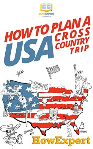 How To Plan a USA Cross Country Trip (Motorcycle Trip Planner)
