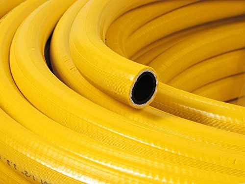 Yellow Poly Spray Hose - 300' x 1/2''