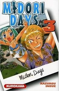 Midori Days, Tome 3 par Kazuro Inoue