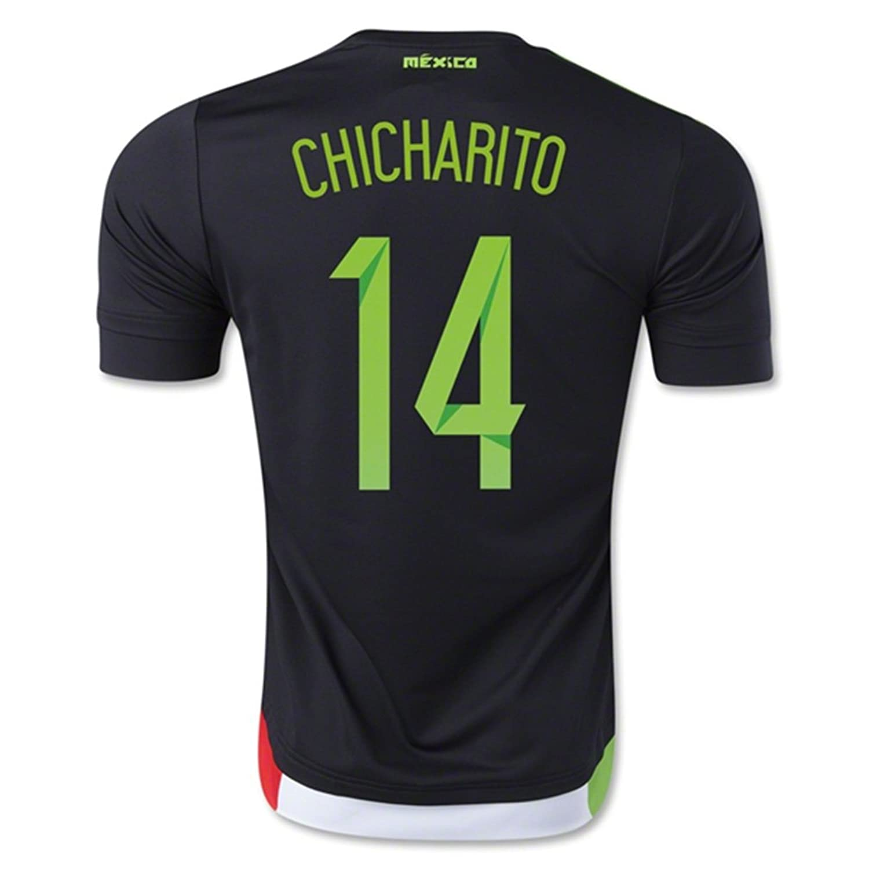 2015 2016 real madrid scccer uniform short sleeves jersey black 14 ... b2cc0c94c