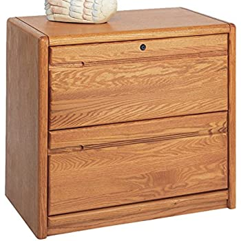 Amazon.com: Hon 2-Drawer Lateral File Cabinet, 36 by 20 by 29-1/2 ...