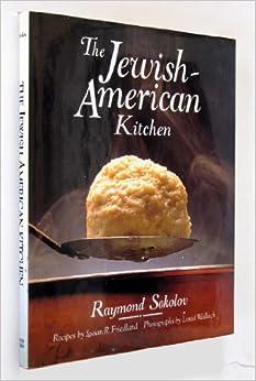 Book Jewish American Kitchen