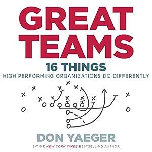 Great Teams Hörbuch