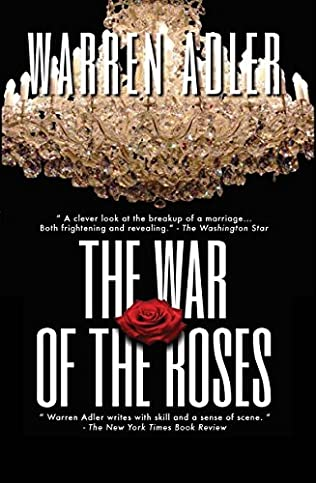 book cover of The War of the Roses