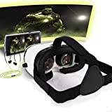 LeNest VR Headset-Virtual Reality Headset 3D Viewing Glasses