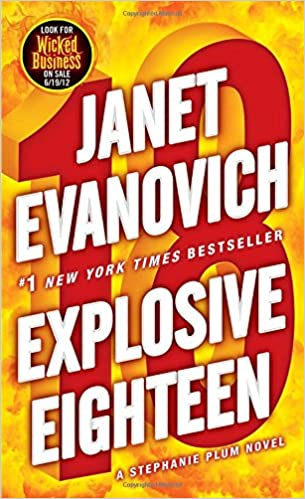 Janet Evanovich - Explosive Eighteen Audiobook Free Online