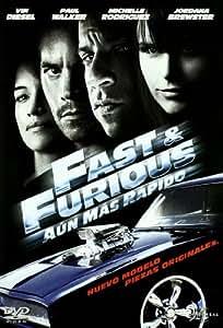 Fast & Furious (A Todo Gas): Aún más rápido [DVD]