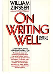 on writing well by william zinsser pdf download