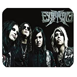 Mystic Zone Escape the Fate Rectangle Mouse Pad (Black) - MZM00229 by ruishername