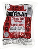 "Kam Yen Jam Chinese Style Sausages are great for any dish. Commonly known by its Cantonese name ""Lap Cheong"" or ""Lap Chong"", this is a great product for many of your favorite Chinese recipes. Product of U.S.A."