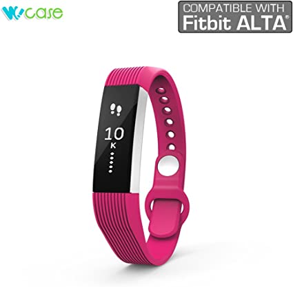 New Fitbit Alta Fitness Tracker Activity Size//Color and Sleep
