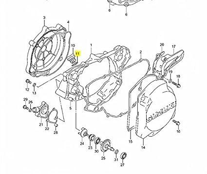 Amazon Com Suzuki Oem Replacement Oil Filler Plug O Ring 09280