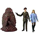 Underground Toys Doctor Who The Three Doctors Action Figure Collector's Set, 5