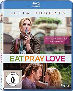 Eat, Pray, Love [Alemania] [Blu-ray]