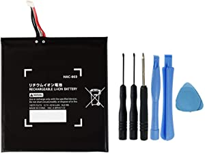 MPF Products 4310mAh HAC-003 Battery Replacement Compatible with Nintendo Switch HAC-001 with Installation Tools