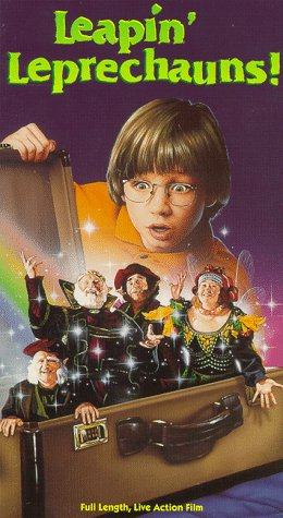 Leapin Leprechauns [VHS]