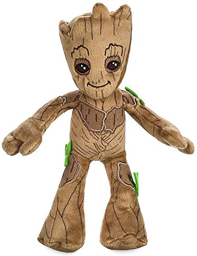 Groot Plush - Guardians of the Galaxy Vol. 2 - Mini Bean Bag - 8 1/2''