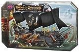 : Mega Bloks Pirates of the Caribbean Black Pearl Ship Playset