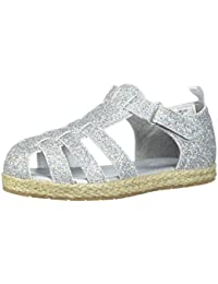 Kids Helga Girl's Glitter Fisherman Sandal