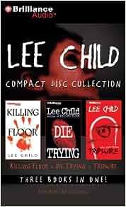 Amazon Com Lee Child Cd Collection Killing Floor Die