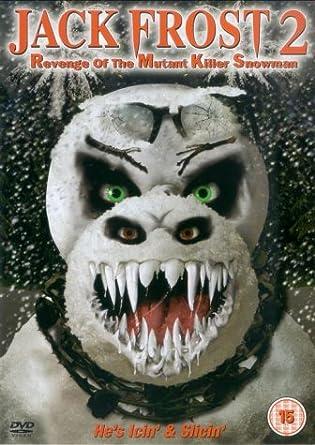 Image result for jack frost 2 return of the mutant killer snowman