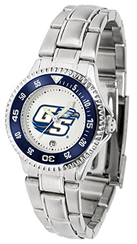 Eagles Watch Competitor - Linkswalker Ladies Georgia Southern Eagles Competitor Ladies Steel Watch