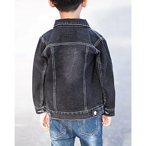 en pies imágenes de outlet(mk) una gran variedad de modelos ZiXing Chaqueta Vaquera Cazadora Para Bebé Niños Ropa De Mezclilla Con  Manga Larga Primavera Jacket 70% OFF - www.nbyshop.top