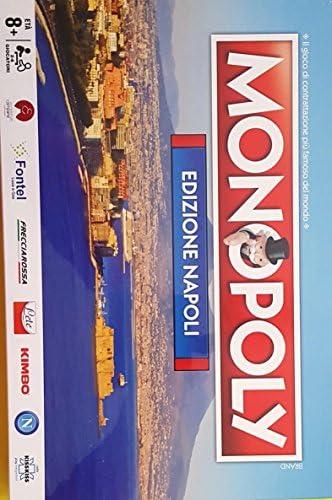 Winning Moves 31110 Ciudad de Nápoles - Juego de Mesa: Amazon.es: Juguetes y juegos