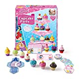Wonder Forge Disney Princess Enchanted Cupcake Party Game For Girls & Boys Age 3 & Up – A Fun & Fast Matching Party Game You Can Play Over & Over