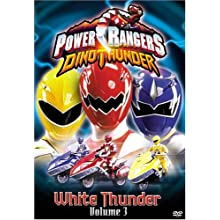 Power Rangers Dino Thunder, Vol. 3: White Thunder (2004)