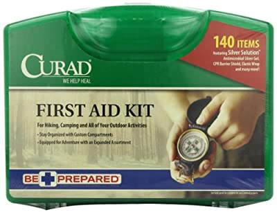 Curad Boy Scouts of America First Aid Kit, 140 Count from Curad