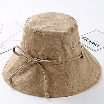 Laliva Hot Sale 2018 Fashion Beautiful - Women Accessories - Women Summer  Casual Cotton Bucket Hat 20d2a32aa