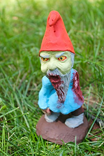 Zombie Gnomes: Wayland the Wanderer by Chris and Jane's Place: Zombie Gnomes