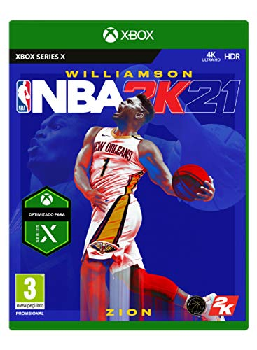 NBA 2k21- Xbox Series X, Estándar Edition