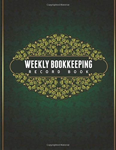 Download Weekly Bookkeeping Record Book PDF