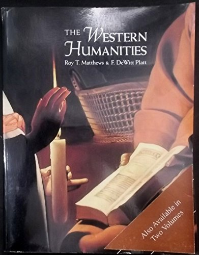 The Western Humanities: The Complete Edition