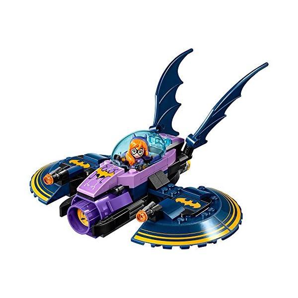 5107PbBgiKL LEGO DC Super Hero Girls Batgirl Batjet Chase 41230 DC Collectible